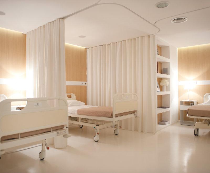 At Hospitals