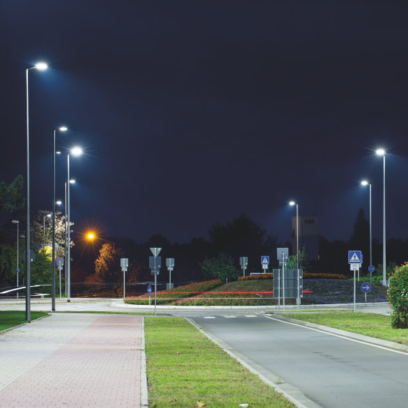 Iluminación exterior