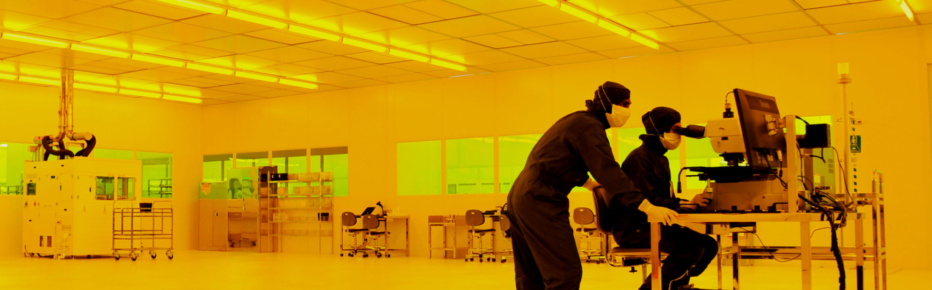 Kulim: The world's most modern productionsite for 6‑inch‑wafers for LED chips