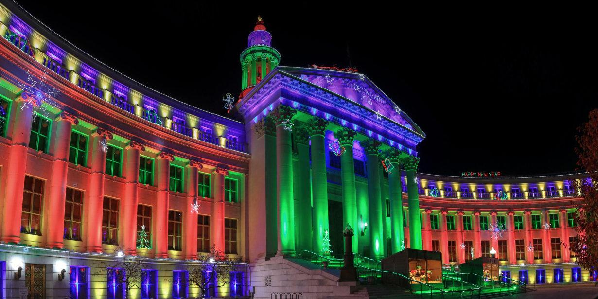 Denver City and Country Building