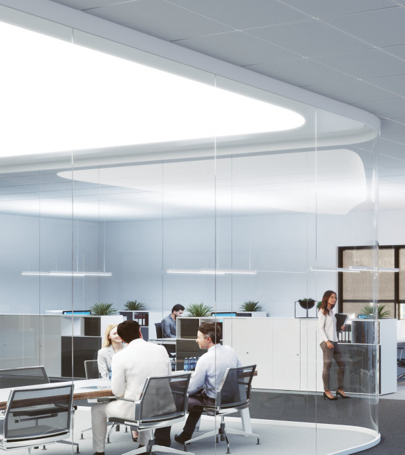 Human Centric Lighting - More alert, active and productive