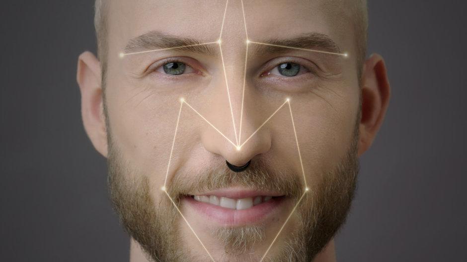 """Die erste Infrarot-LED mit 940 nm für die 2D-Gesichtserkennung sorgt für IR-Kamerabilder in guter Qualität und reduziert den """"red glow""""."""