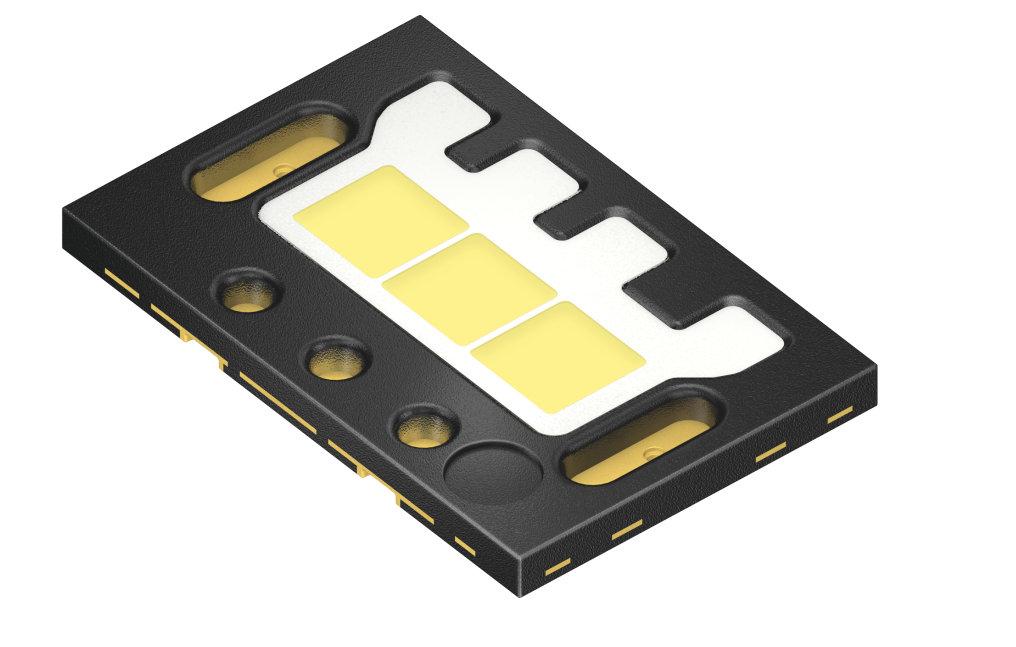 LED OSLON Black Flat S