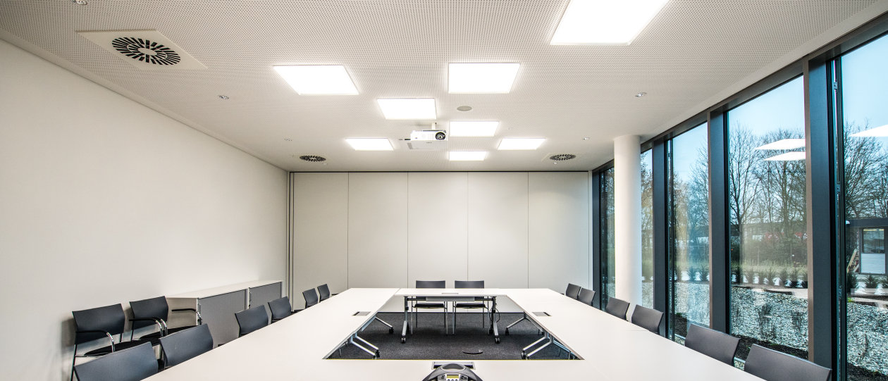 Highly efficient Lighting Solutions by the German LED