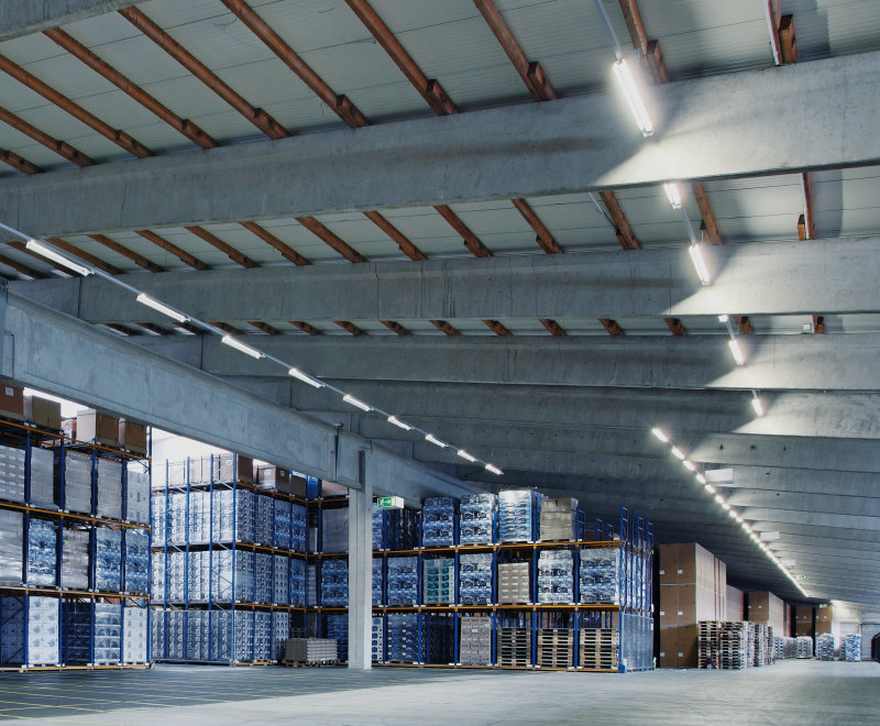 Light for Industry, Solutions for all demands in the industrial sector