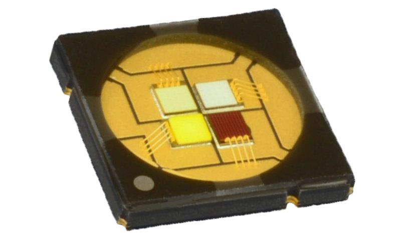 LZ4 Power RGBW Flat Lens Emitter