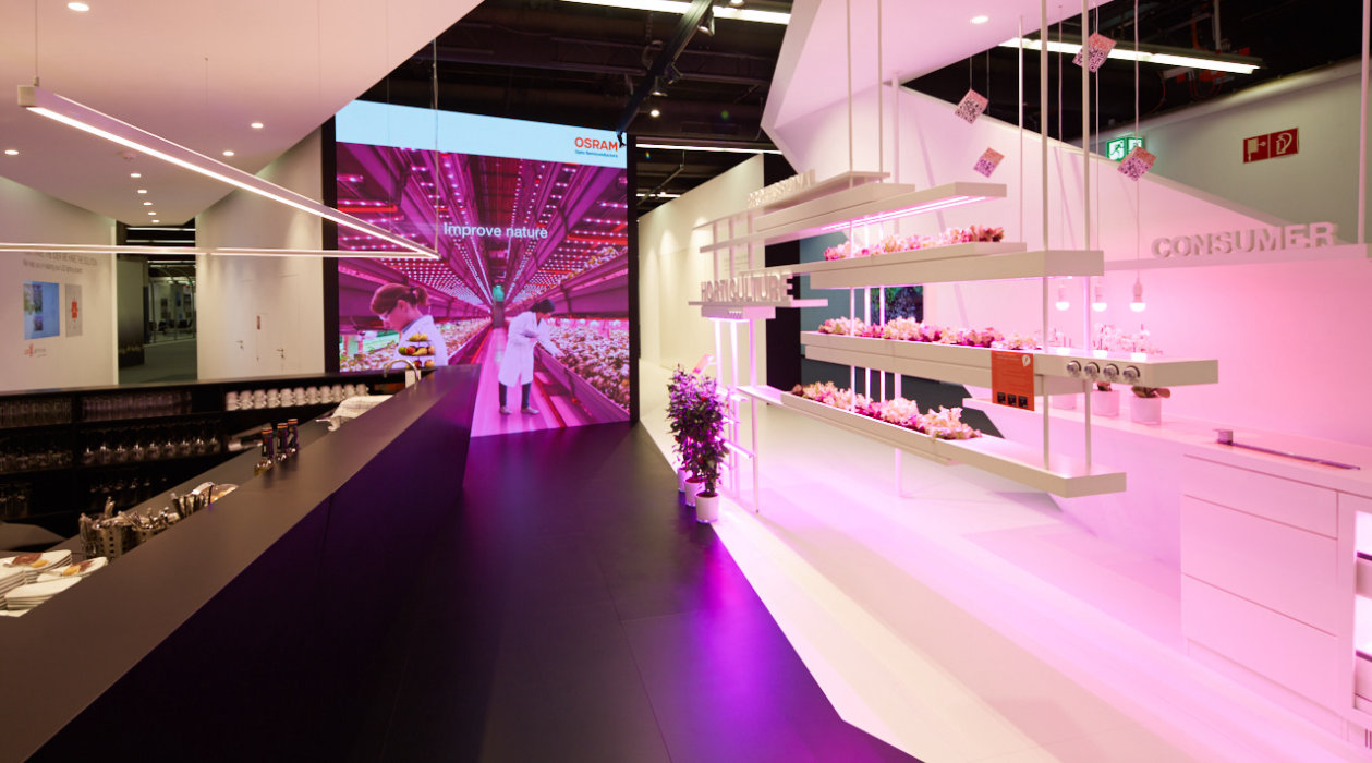 light + building 2018 OSRAM Opto Semiconductors