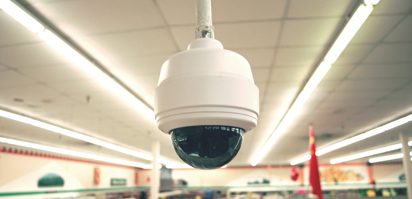 Application - Surveillance (CCTV) - Security camera - Building