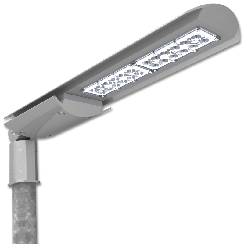 Bright light: Oslon Square LEDs in GAMAStreet luminaires