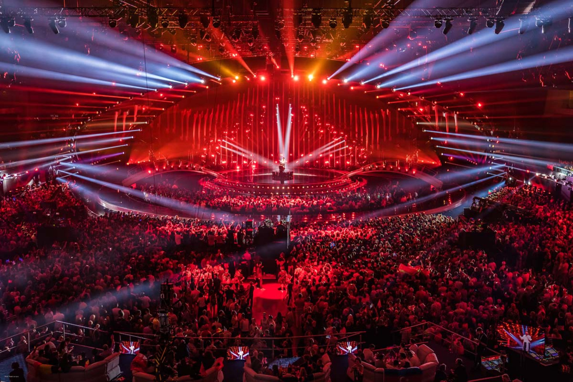 OSRAM lights up the Eurovision Song Contest 2019 in Tel Aviv