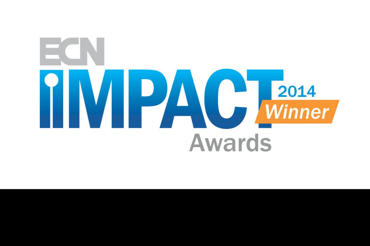 ECN Impact Awards 2014 winner logo