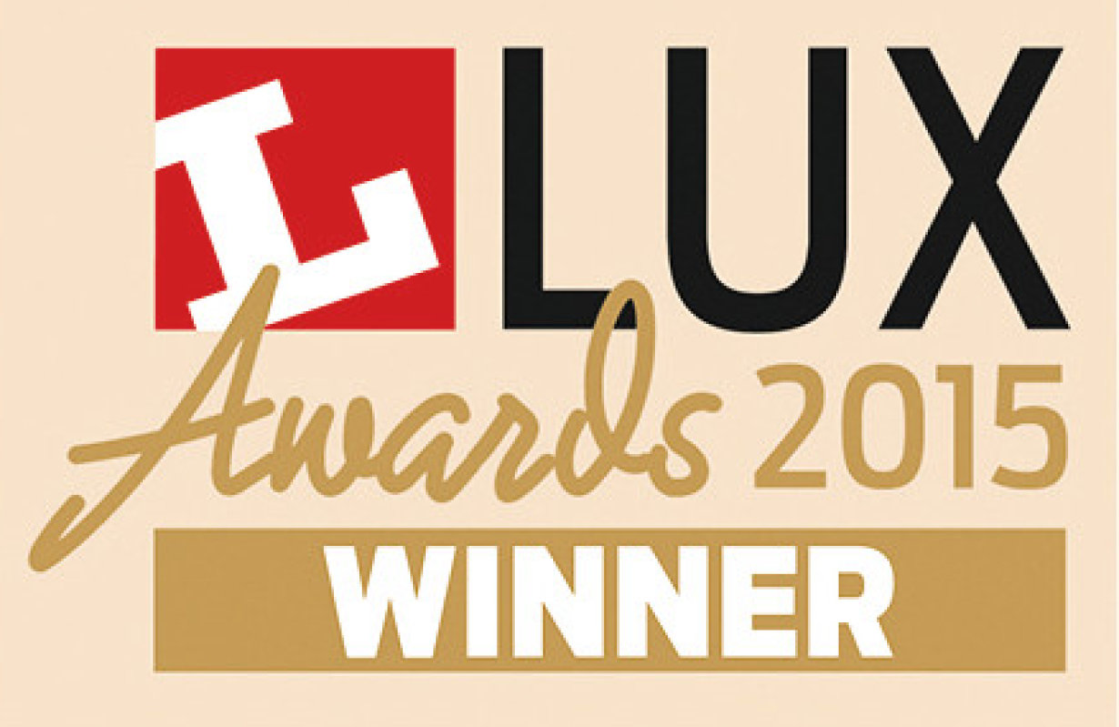 Lux Awards 2015 winner logo
