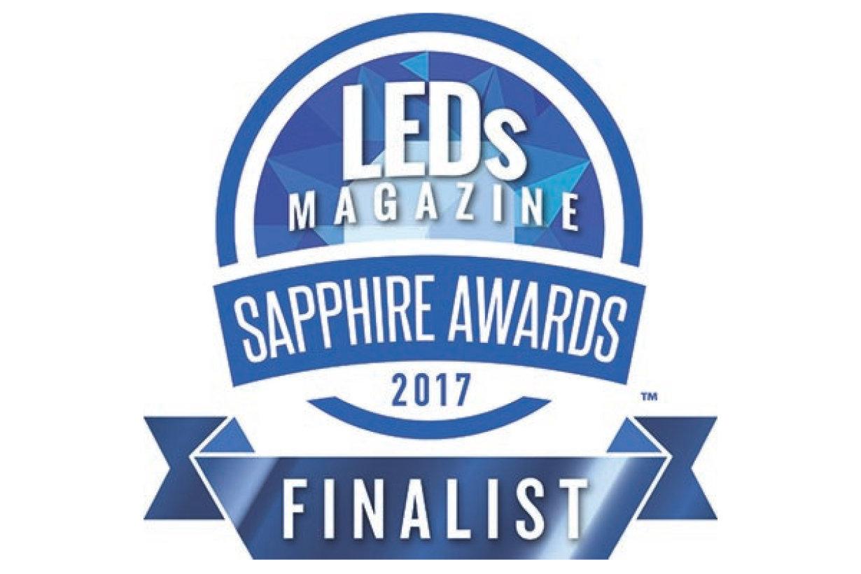 Sapphire Awards 2017 finalist logo