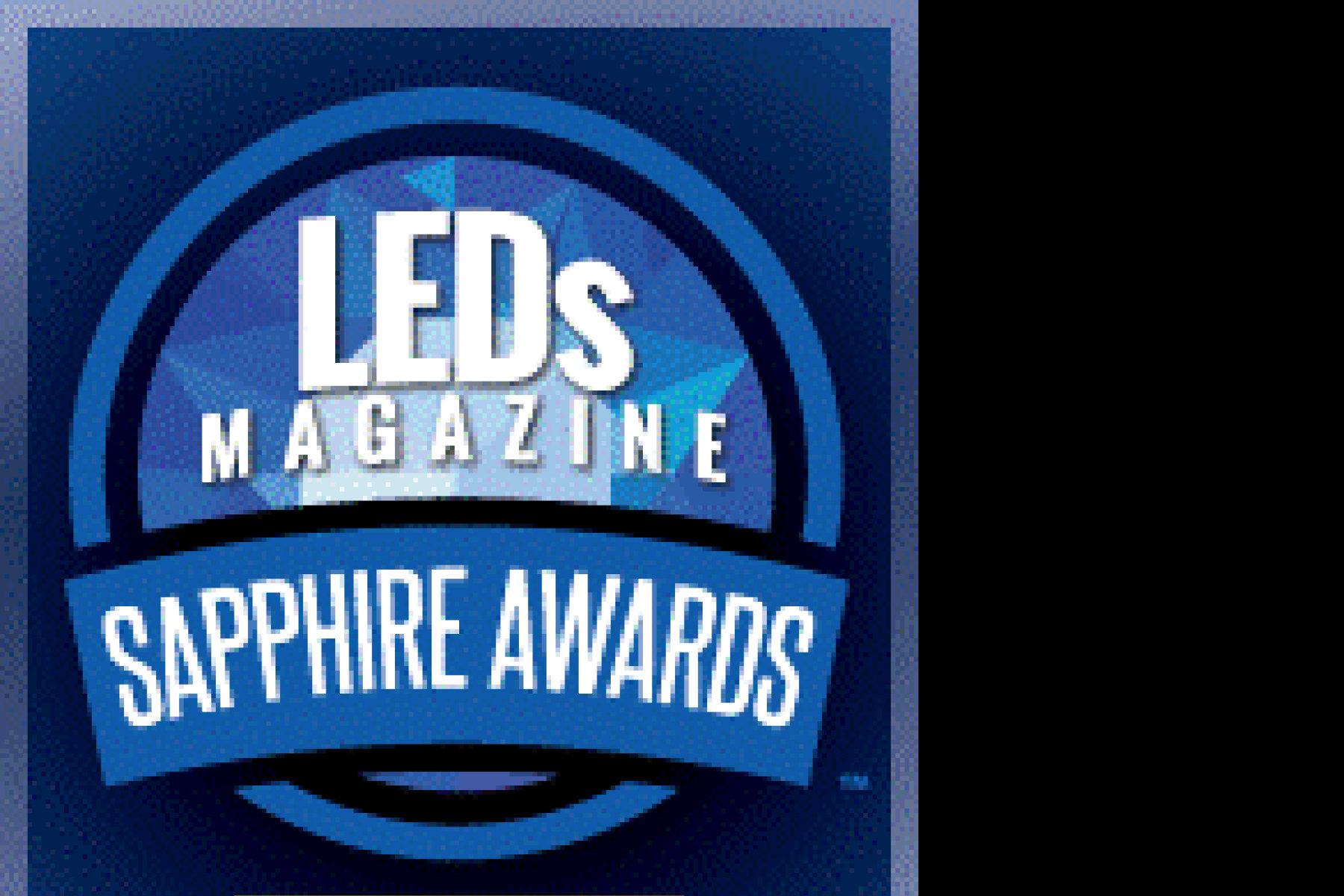 Sapphire Awards 2015 winner logo