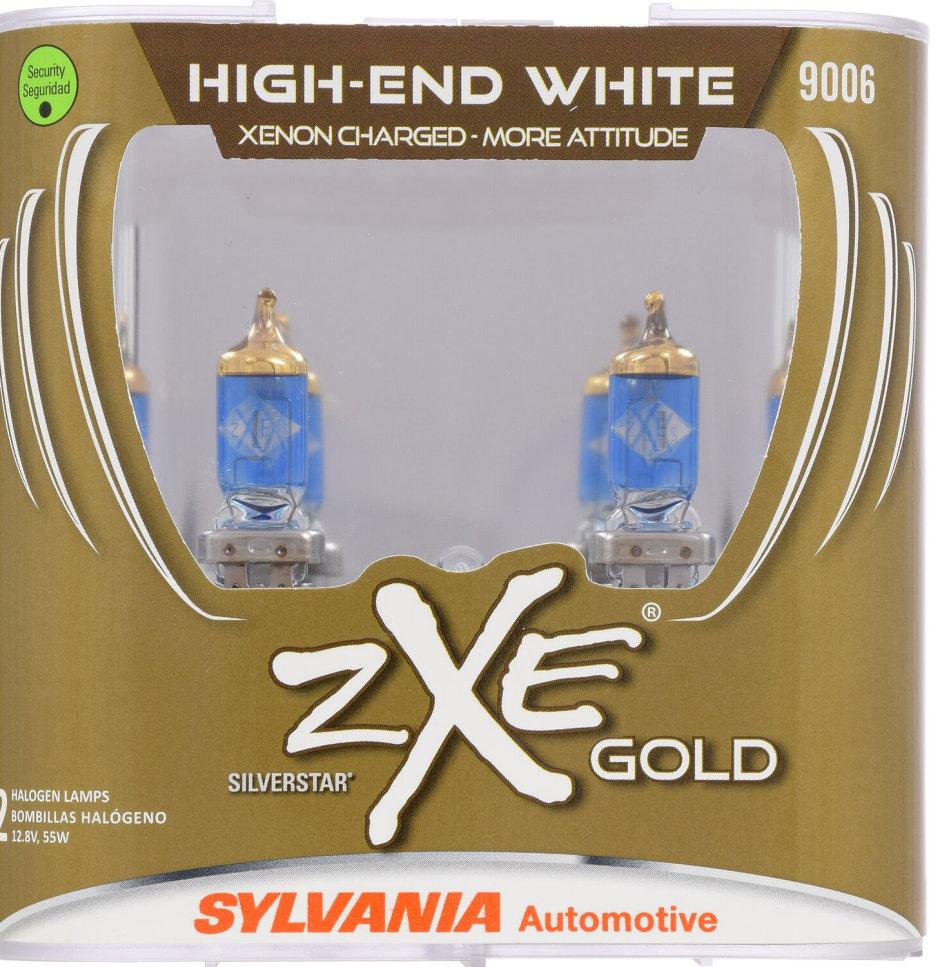 9006 Bulb -SilverStar zXe GOLD