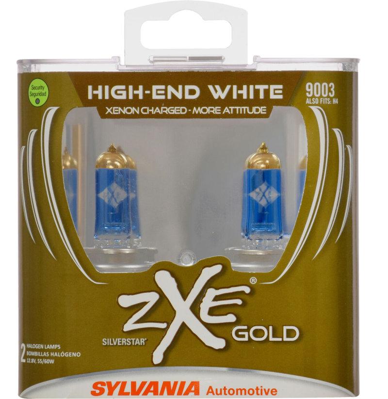 9003 Bulb - SilverStar zXe GOLD