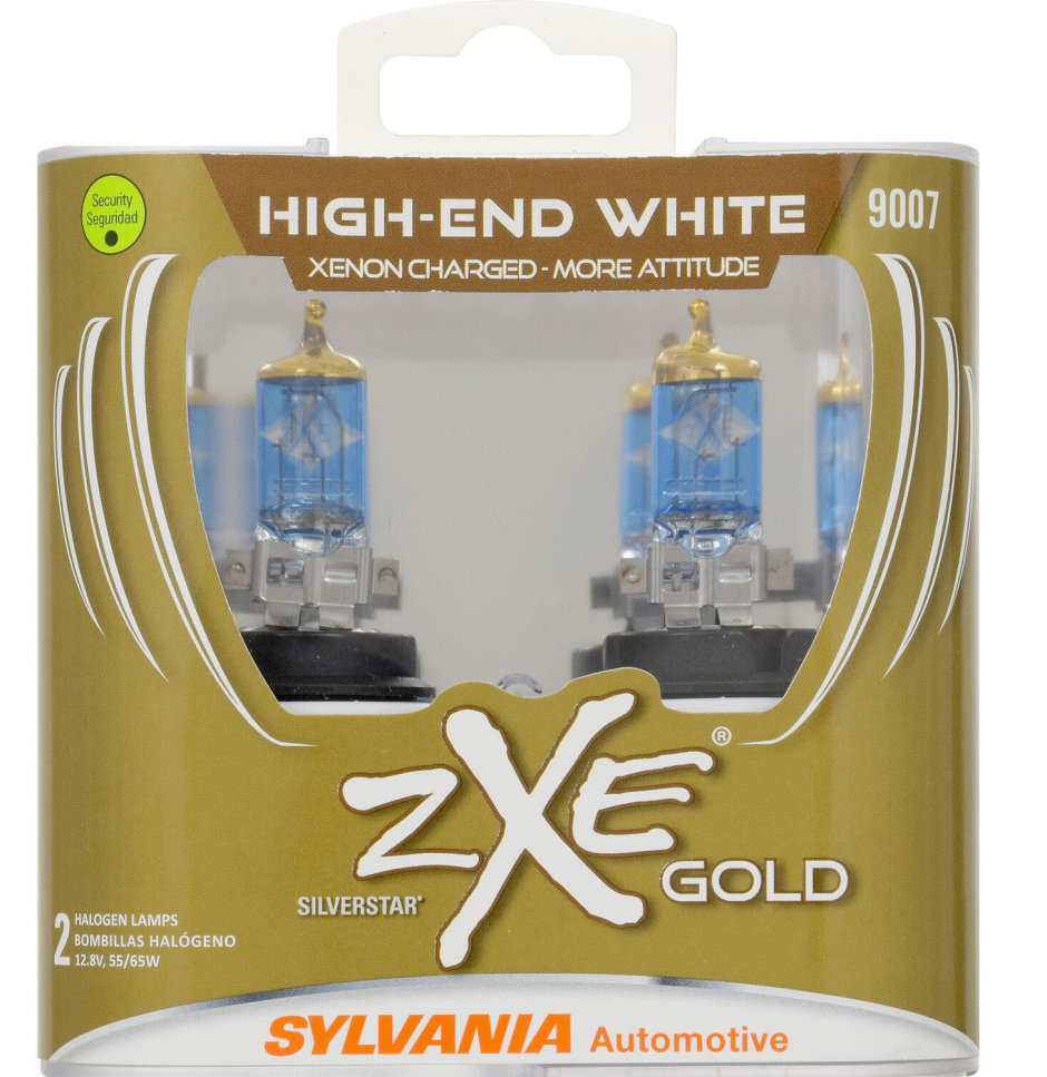 9007 Bulb - SilverStar zXe GOLD
