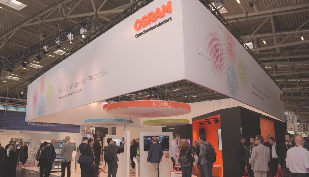 electronica 2018 - OSRAM Opto Semiconductors