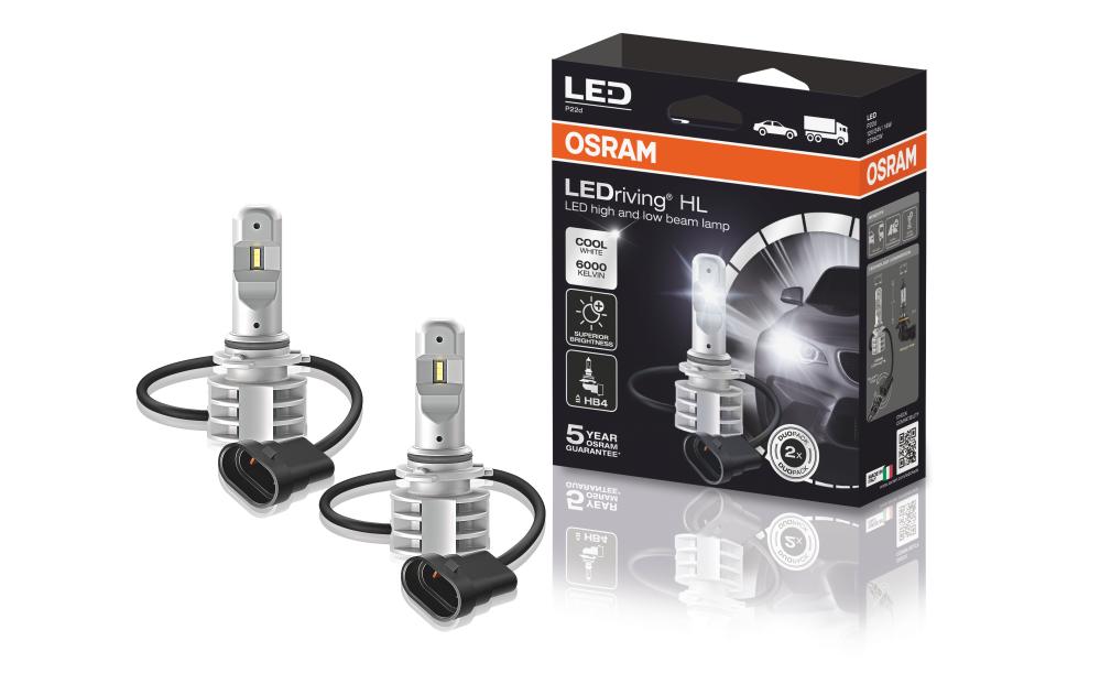 Лампы светодподные h7
