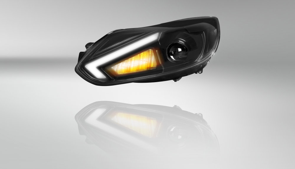 LEDriving XENARC headlight for Ford Focus III