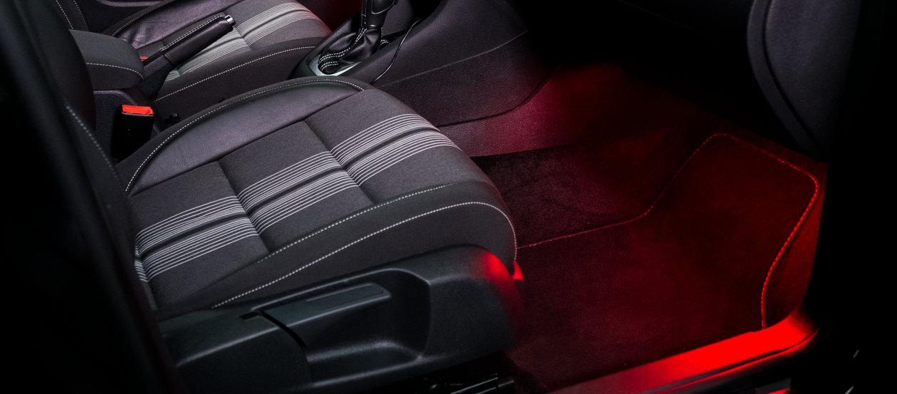 Strisce Led Per Auto Interni.Illuminazione Per Interni Led Osram Automotive