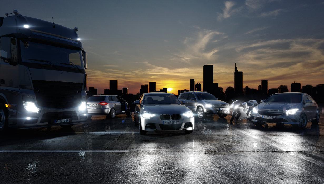 Lighting innovations for vehicles
