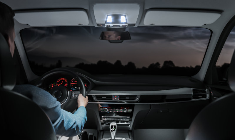 OSRAM LEDriving interior lamps