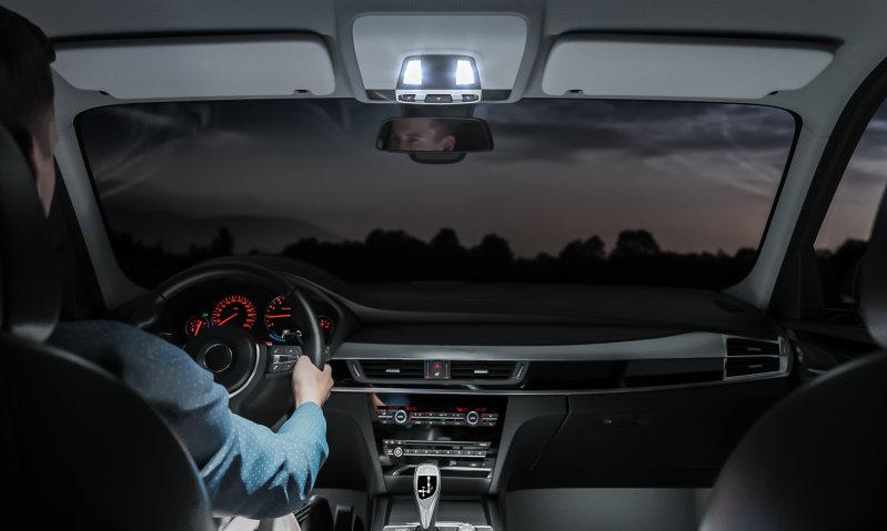 OSRAM LEDriving Interiérové osvětlení