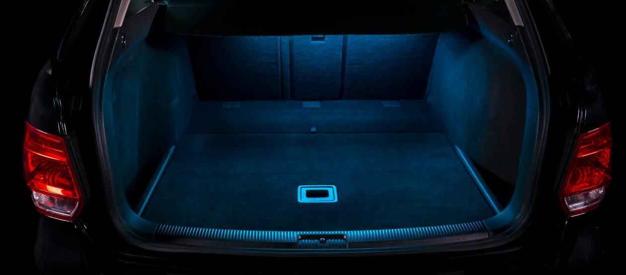 Oświetlenie Led Wnętrza Osram Automotive