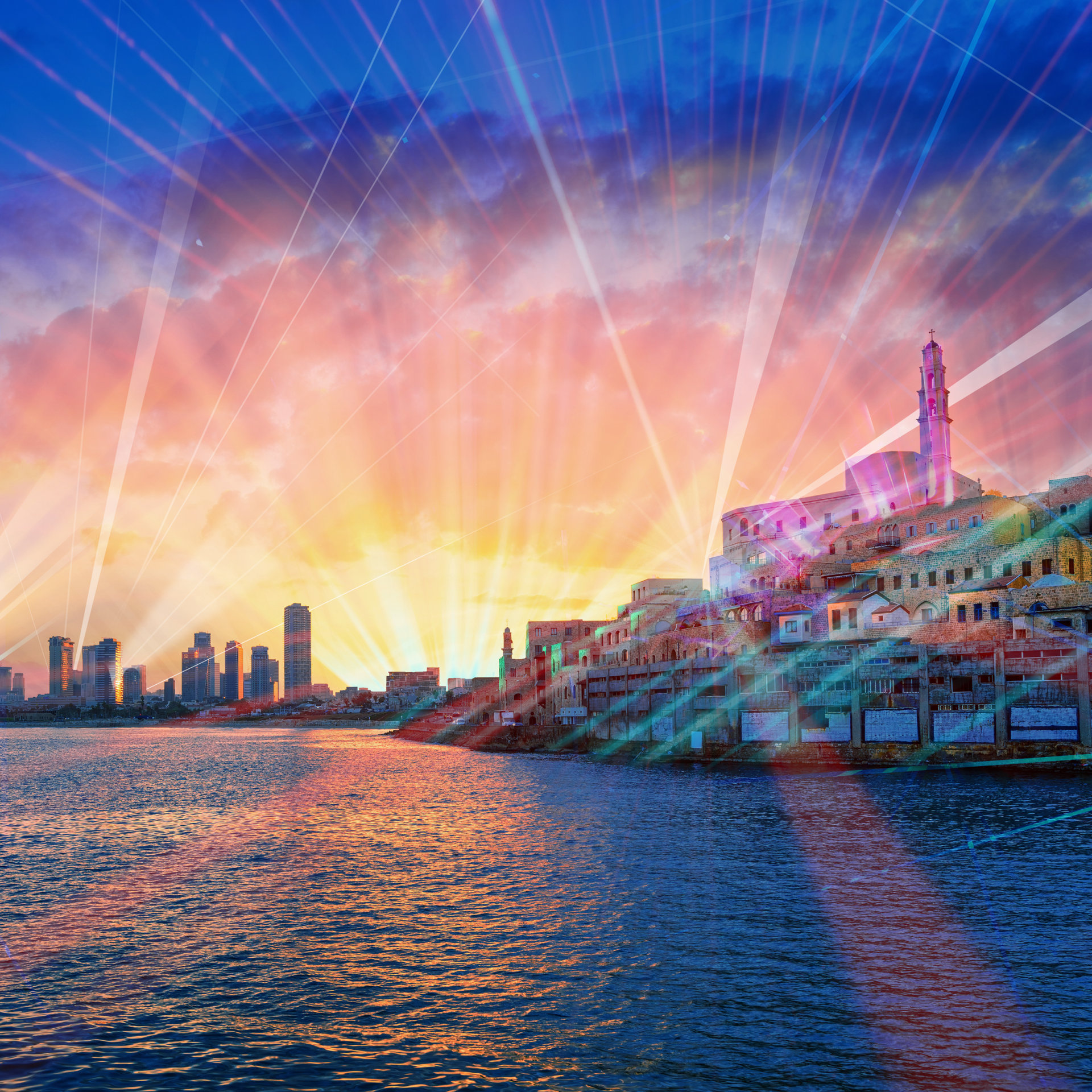 <strong>#FeelTheVibe</strong><br>OSRAM is lighting up the 2019 Eurovision Song Contest in Tel Aviv