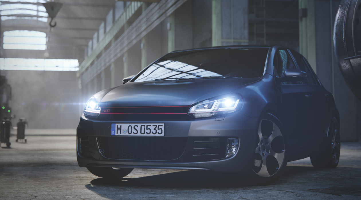 LEDriving XENARC Golf VI GTI Edition